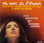 Ève Brenner - A comme amour