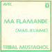 Une pochette alternative : (Tribal Mustachol - Ma flamande (Mais, je l'aime))