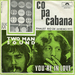 La pochette en vert : (Two Man Sound - Copacabana)