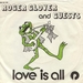 Pochette originale Danemark (Roger Glover (and guests) - Love is all)
