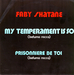 (Faby Shatane - My temperament is so)