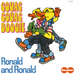 Une pochette alternative : (Ronald & Donald - Flip flap)