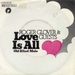 Pochette originale Allemagne (Roger Glover (and guests) - Love is all)