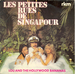 Une pochette alternative : (Lou and the Hollywood Bananas - Les petites rues de Singapour)