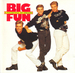 La pochette de l'album : (Big Fun - Handful of promises)