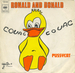 Une pochette alternative : (Ronald and Ronald - Couac couac)