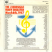 Le verso de la pochette : (Ferry Aid - Let it be)