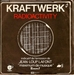 Une pochette alternative (pressage belge): (Kraftwerk - Radioactivity)