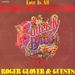 Pochette originale italienne (Roger Glover (and guests) - Love is all)