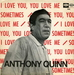 Pochette espagnole (Anthony Quinn - I love you, you love me)