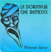La pochette des remixes : (Pleasure Game - Le dormeur)