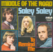 Une pochette alternative : (Middle Of The Road - Soley Soley)