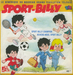 Autre pochette, plus courante : (Michel Barouille - Sport-Billy champion)