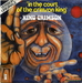 Pochette du 45 tours (King Crimson - In the court of the Crimson King)