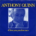 Pochette italienne (Anthony Quinn - I love you, you love me)