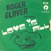 Pochette originale Belgique et Pays-Bas (Roger Glover (and guests) - Love is all)