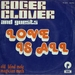 Autre pochette belge (Roger Glover (and guests) - Love is all)