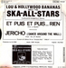 Et puis.. le verso (Lou and The Hollywood Bananas meet the Ska-All-Stars - Et puis et puis… rien)