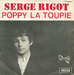 Une pochette alternative : (Serge Rigot - Poppy la toupie)