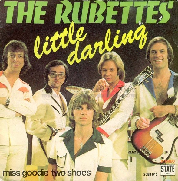 The Rubettes - Little Darlin'