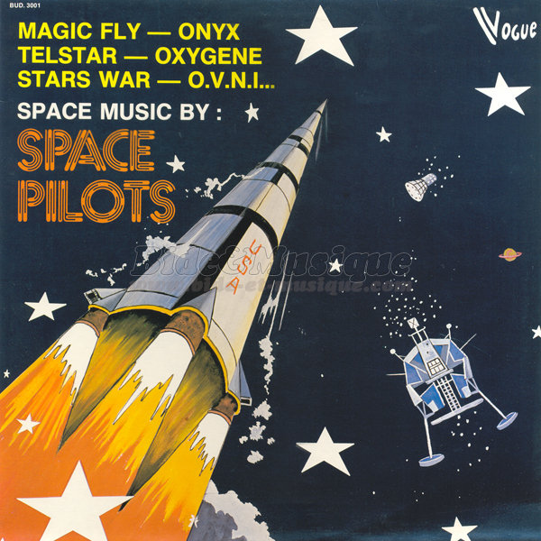 Space Pilots - Cover's Power