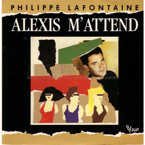 Philippe Lafontaine - Alexis m'attend