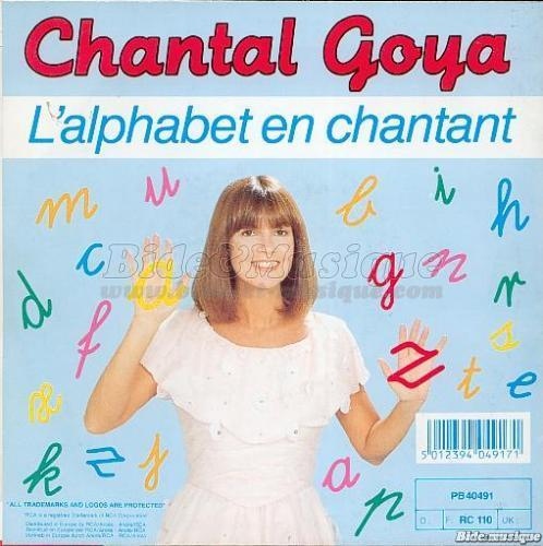 Chantal Goya - L'Alphabet en chantant