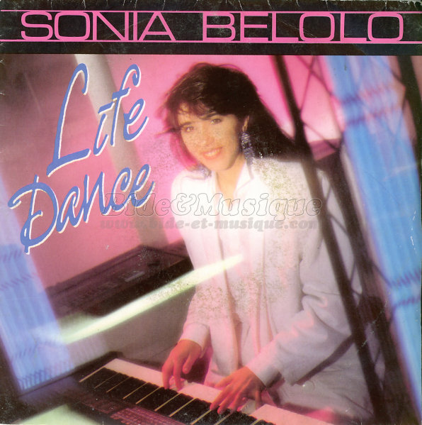 Sonia Belolo - Life dance