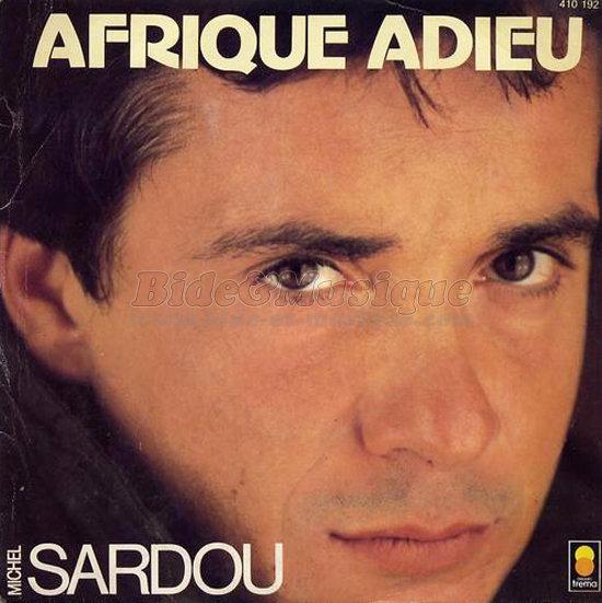 parole afrique adieu sardou