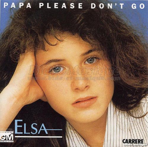 Elsa - Papa please don't go