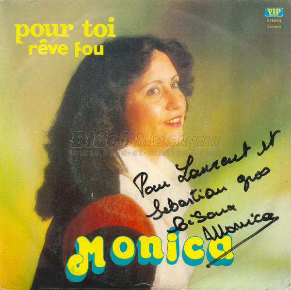 Monica - R�ve fou