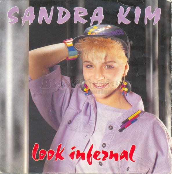 Sandra Kim - Look infernal
