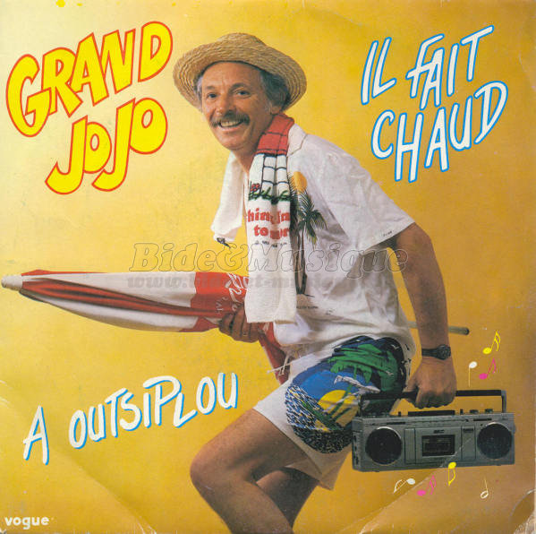 Grand Jojo - A Outsiplou