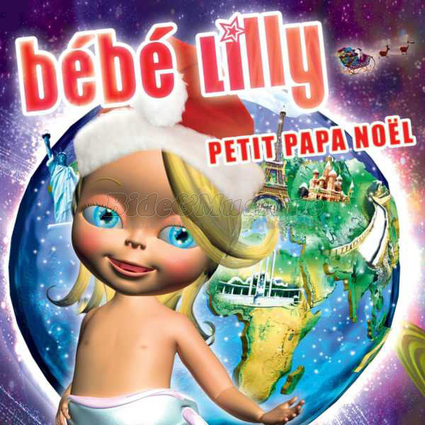 B�b� Lilly - Petit Papa No�l