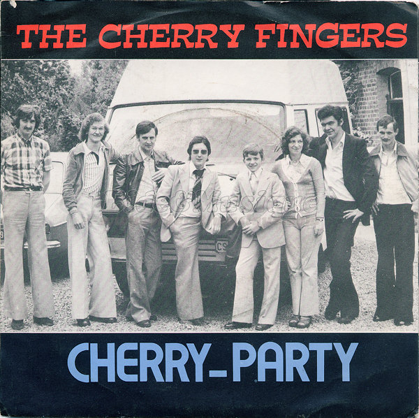 The Cherry Fingers - Cherry party