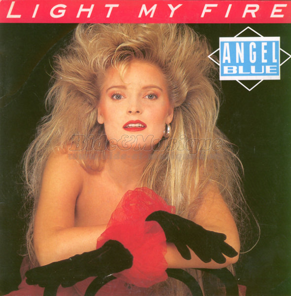 Angel Blue - Light my fire