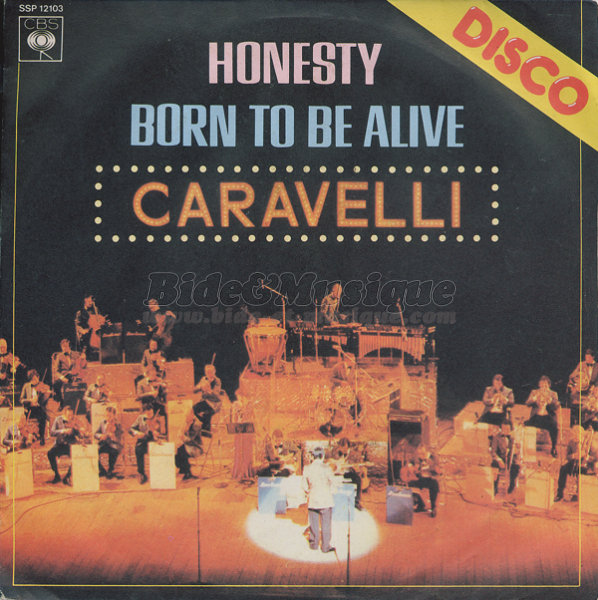 Caravelli - Born to be alive