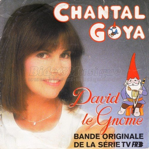 Chantal Goya - David Le Gnome