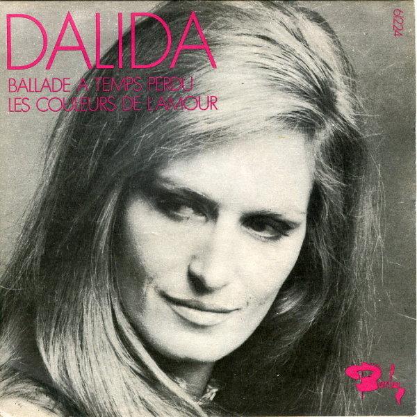 Dalida - Les couleurs de l'amour