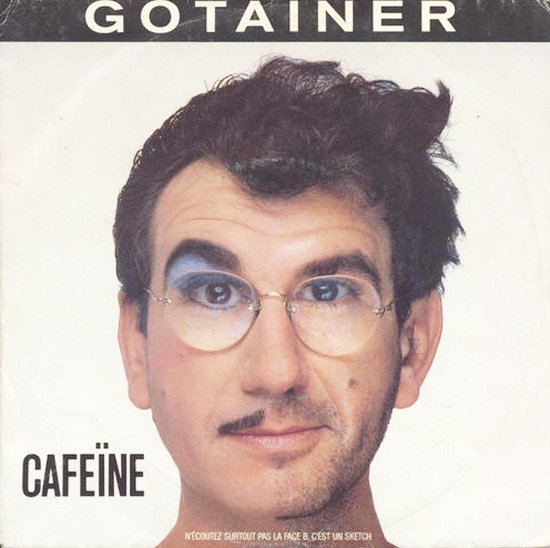 Richard Gotainer - Caféine