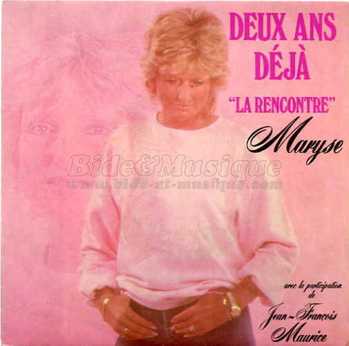 la rencontre lyrics jean francois maurice)