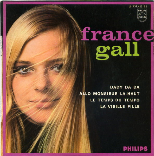 France Gall - Allo Monsieur l�-haut