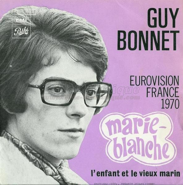 Guy Bonnet - Marie Blanche