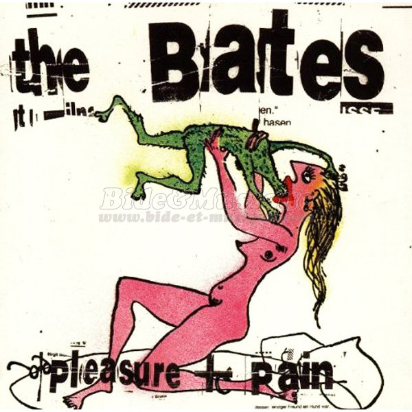 The Bates - Billie Jean