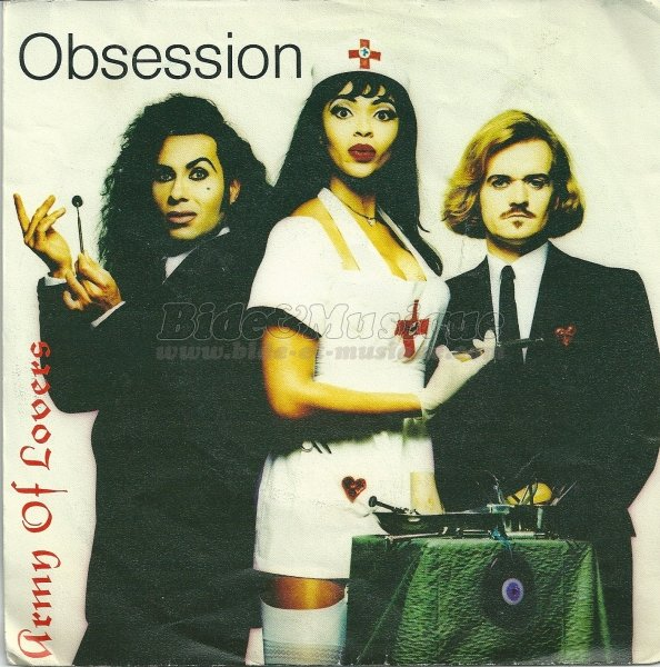 Army Of Lovers - Obsession