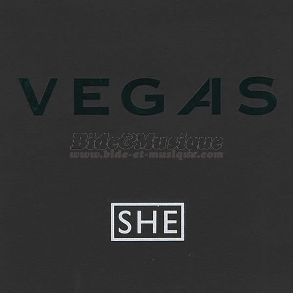 Vegas - She - disco mix