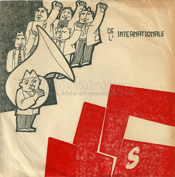 Anonyme - L'internationale