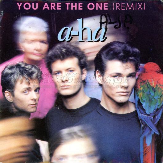 A-ha - You are the one