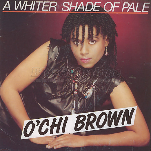 O'Chi Brown - A whiter shade of pale