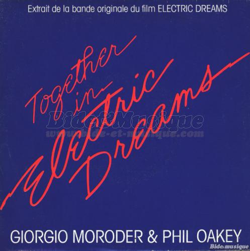 Giorgio Moroder & Phil Oakey - Together in electric dreams